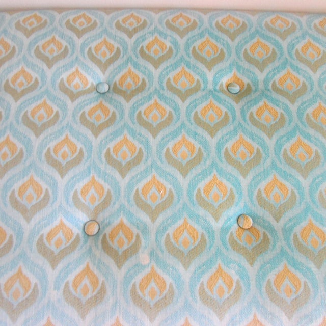 Custom Upholstered Bench For Sale In Los Angeles - Image 6 of 7