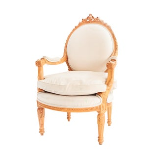 French Antique Arm Chair