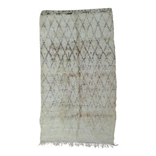 Beni Ourain Rug- 6′11″ × 11′11″ For Sale