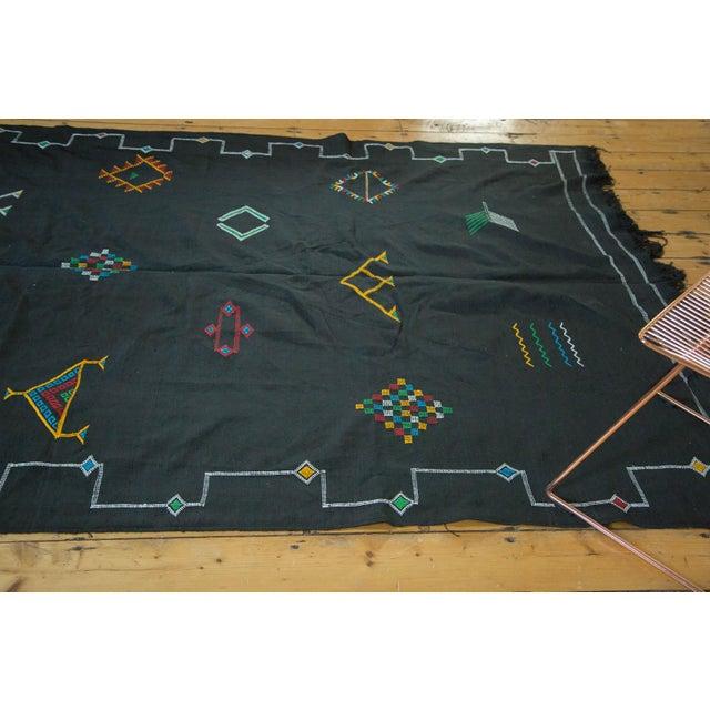 New Kilim Carpet - 6' X 9' For Sale - Image 4 of 9