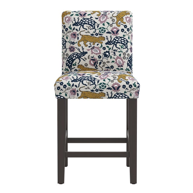 Absolutely timeless, this Counter Stool has the chic finishing touch your dining décor needs. These elegant armless...