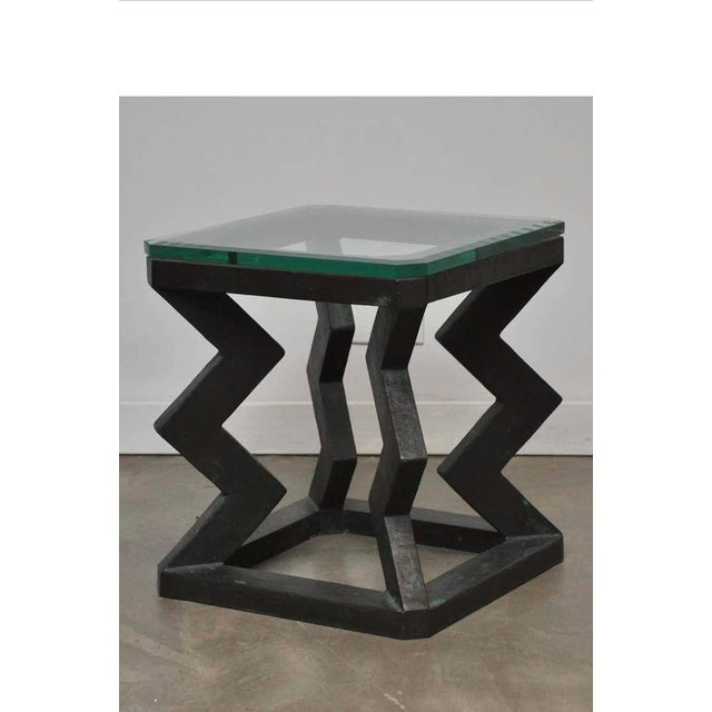 Late 20th Century Gene Summers Bronze F15 Table For Sale - Image 5 of 10