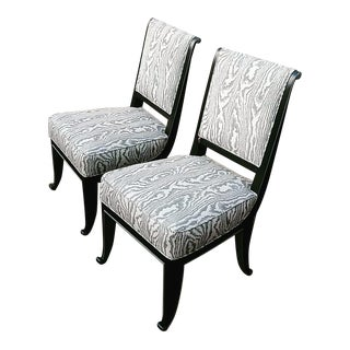 Vintage Side Chairs- A Pair For Sale