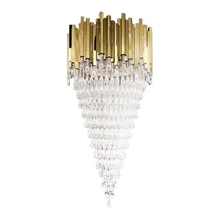 Chandelier Drop Water From Covet Paris For Sale