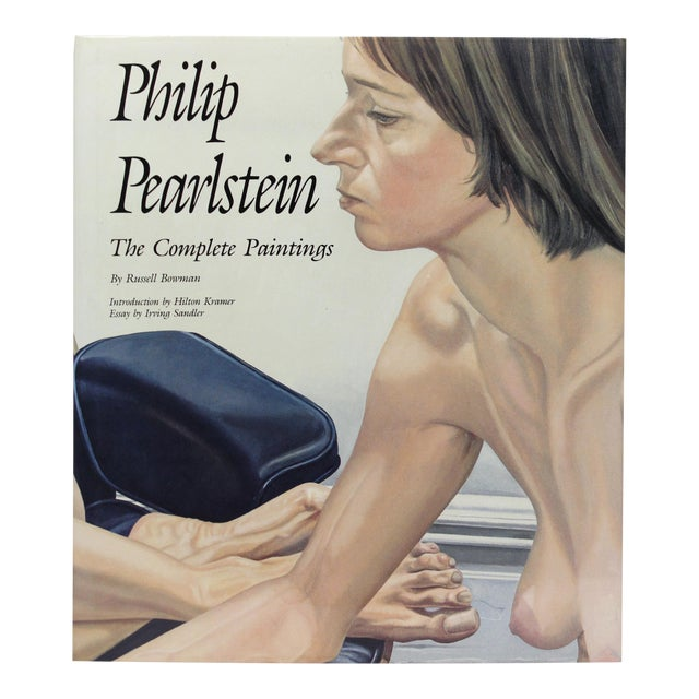 Philip Pearlstein: The Complete Paintings, First Edition For Sale