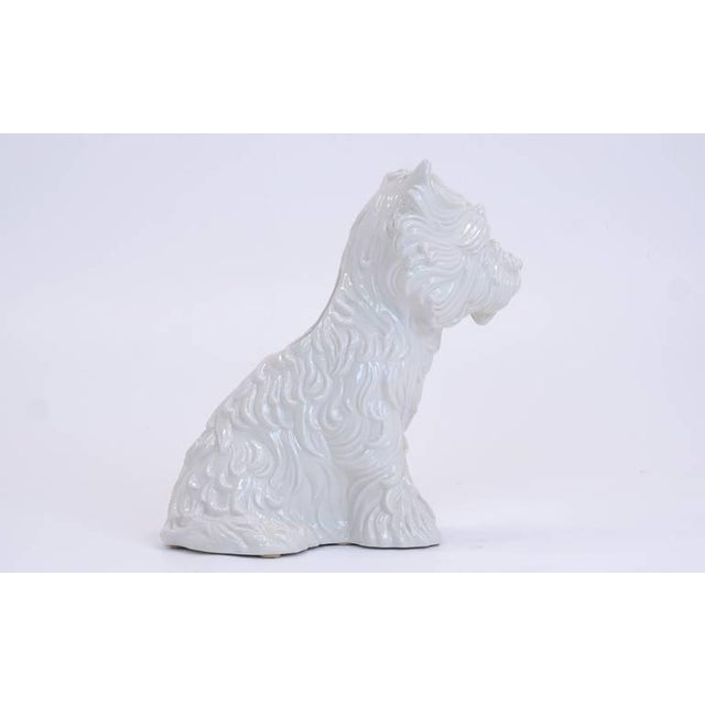 World Class Jeff Koons Puppy Vase Decaso