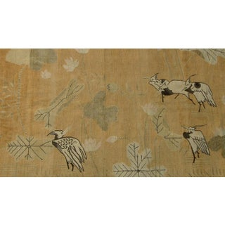 Early 20th Century Antique Khotan Handmade Rug - 5′9″ × 8′5″ - Size Cat. 5x8 6x9 Preview