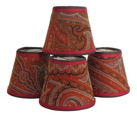 Image of Fabric Lamp Shades