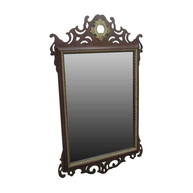 Antique Decorative Wall Mirror For Sale