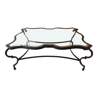 Artifacts International Capri Cocktail Table For Sale