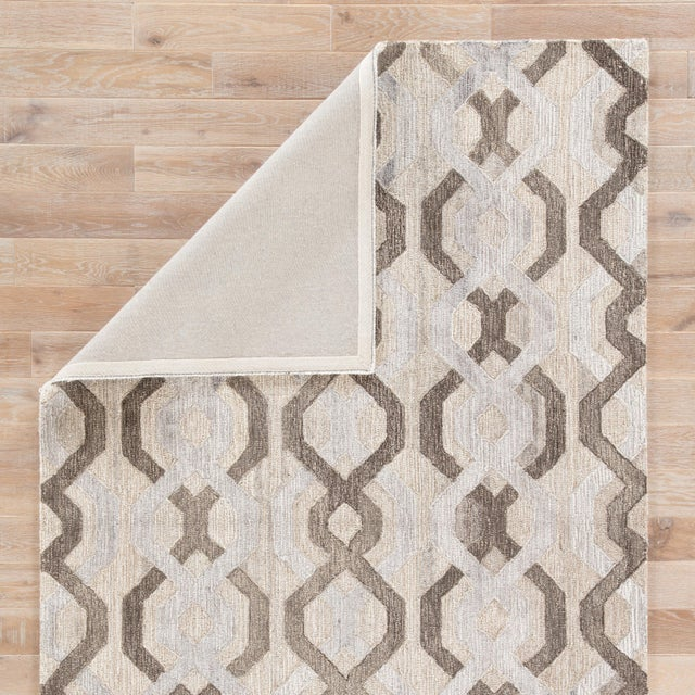 Jaipur Living Fairfield Handmade Trellis Area Rug - 2′ × 3′ For Sale - Image 4 of 6