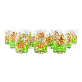 Whiskey / Scotch Barware - Set of 12 For Sale