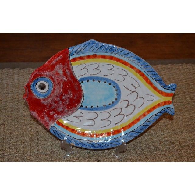 Vintage Italian Large Platter - Image 4 of 7