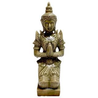 1970s Thai Buddha Statue or Vase
