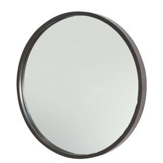 Sarreid Ltd. Modern Small Metal Mirror For Sale