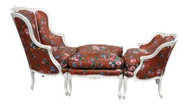 Image of French Chaises