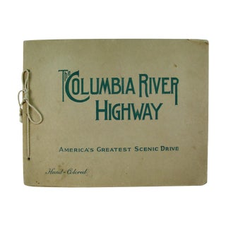 Columbia River Highway, 1920's Photo Album For Sale