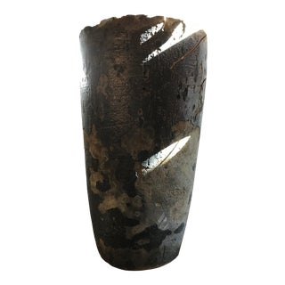 Weathered Smelting Pot