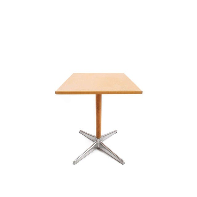 1950s Occasional Table by Oswald Haerdtl For Sale - Image 5 of 8