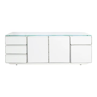 Ross Lovegrove for Knoll Steel Sideboard For Sale