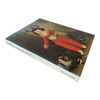 Goya Coffee Table Book For Sale