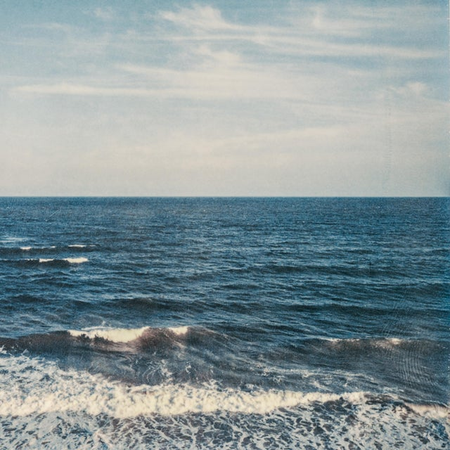 """2000 - 2009 """"The End of Summer"""" Contemporary Seascape Photograph by Guy Sargent For Sale - Image 5 of 6"""
