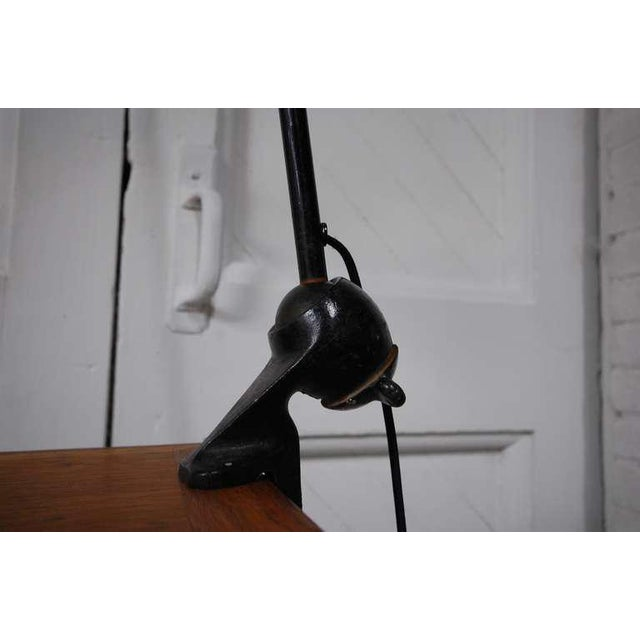 Gras Ravel G.R.A.S. Architect's Lamp From France For Sale - Image 4 of 6