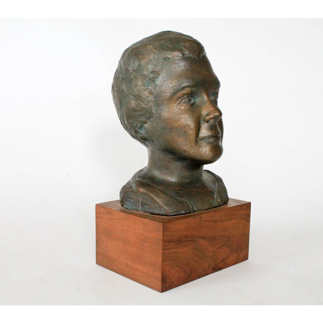 Plaster Bust For Sale In Milwaukee - Image 6 of 9
