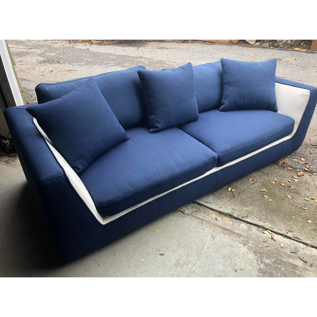 Purchased in 2014 from Roche Bobois in San Francisco and barely used - moved into the garage (covered/stored) in 2016. Was...