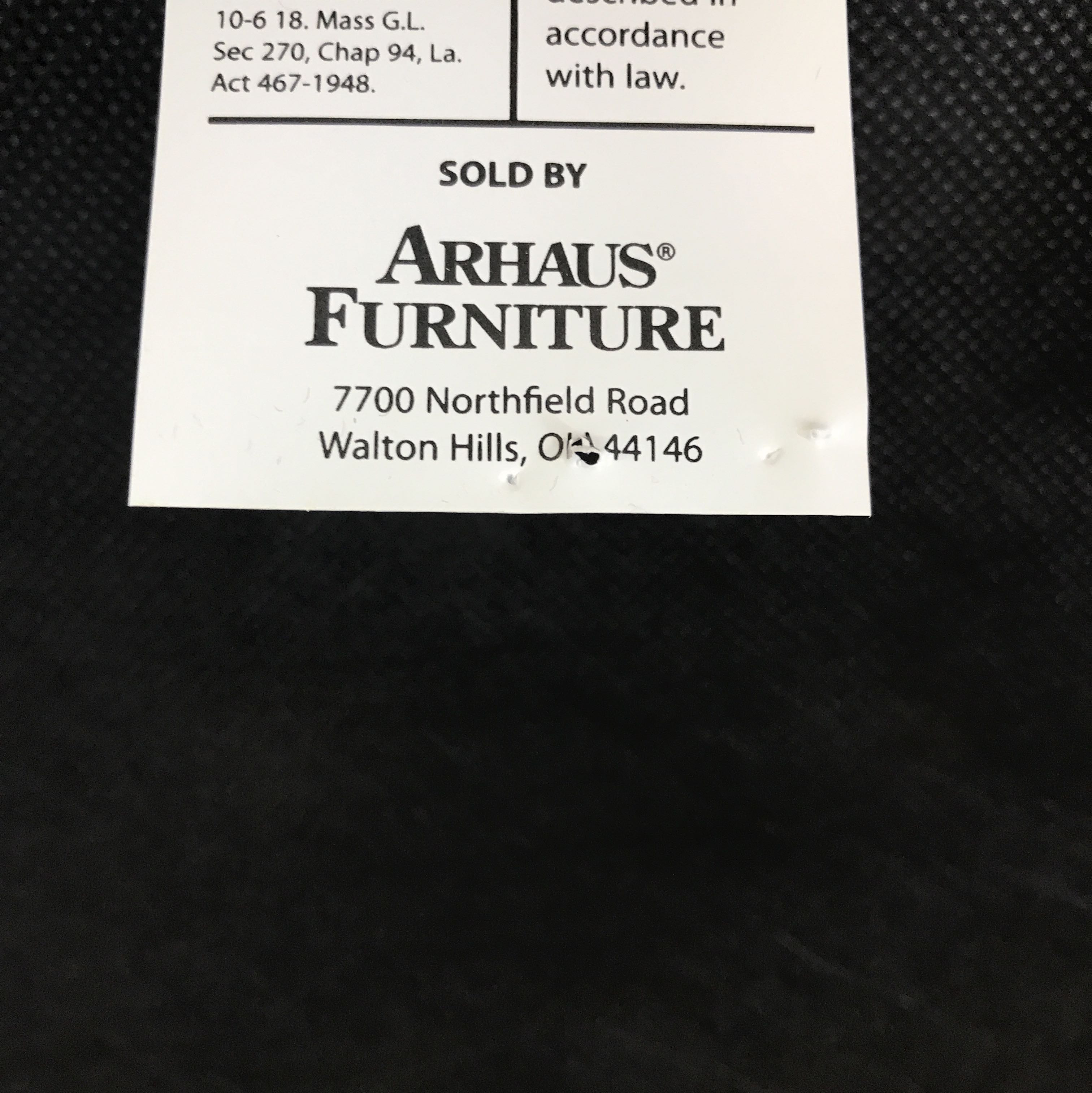 Arhaus Green Patterned Dining Chairs   Set Of 4   Image 4 Of 4