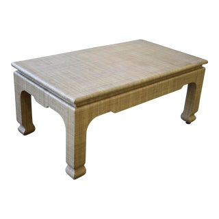 Vintage Harrison Van Horn Coffee Table For Sale