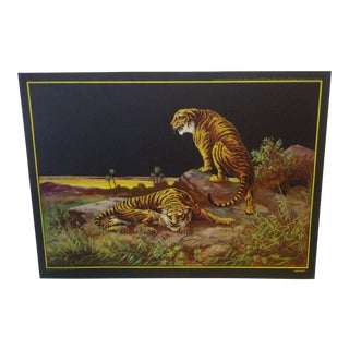 """Vintage Print of J. Halford Ross """"Doubt"""" Painting For Sale"""