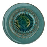 Image of 1960s Mid-Century Modern Robert Maxwell Pottery Ashtray Catchall For Sale