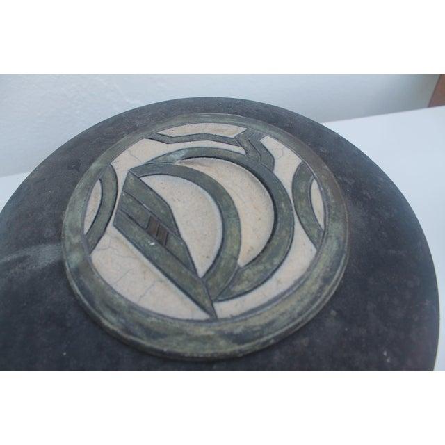 Vintage Studio Pottery Decorative Vase - Image 6 of 11