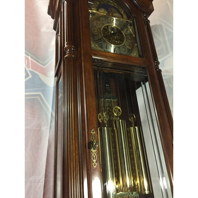 Sligh Grandfather Clock - Image 5 of 11