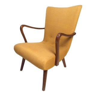 Vintage Modern Armchair For Sale