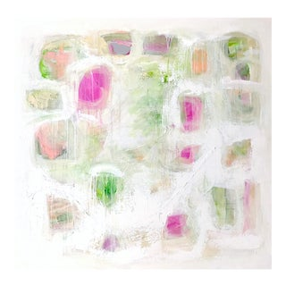 'Garden Party' Original Abstract Painting by Linnea Heide