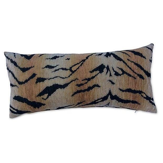Bengal Tiger Pillow - Image 1 of 4