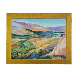 Ray Cuevas, Plein Air Landscape Oil Painting