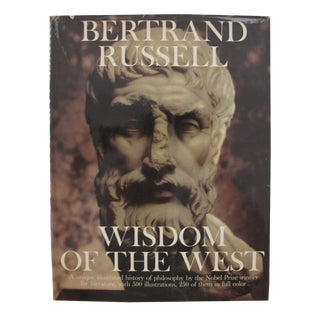 """""""Wisdom of the West"""" by Bertrand Russel"""