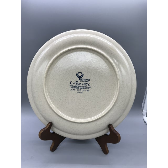 1960s Avanti Anise Yamaka Stoneware Dinnerware Dishes - 16 Pc. Set ...