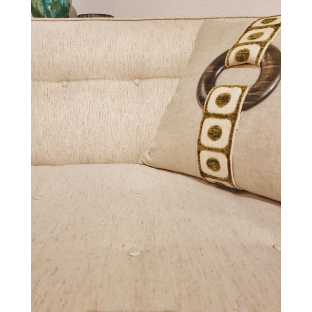 Mid-Century Modern Harvey Probber 'Nuclear Sert' Sectional Sofa and Console Table For Sale In Austin - Image 6 of 12