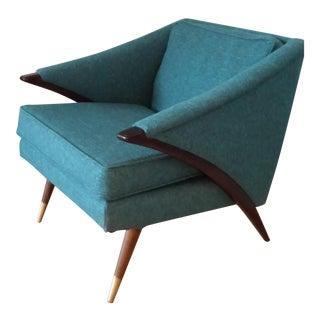 Mid-Century Karpen Style Side Chair