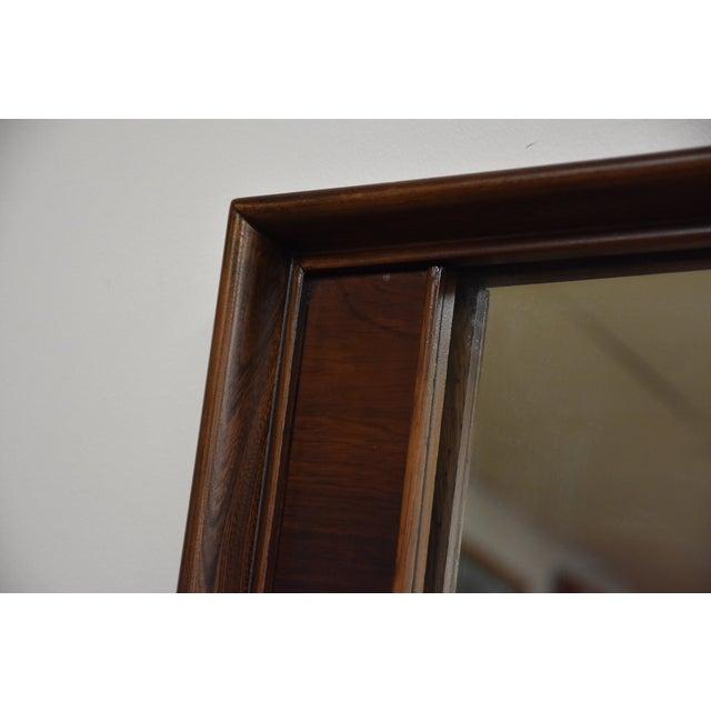 Kent Coffey Perspecta Rosewood Mirror - Image 2 of 3