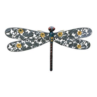 Dragonfly Yard Art