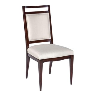 Modern Addison Upholstered Side Chair For Sale