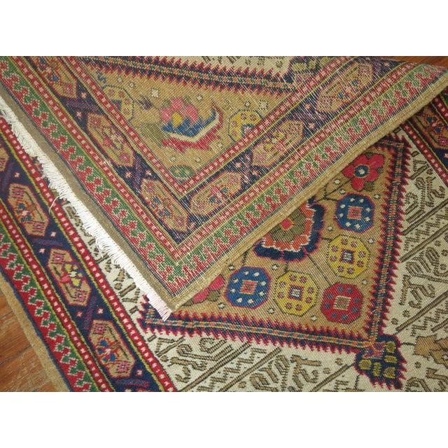 Vintage Persian Serab Rug - 2'8'' x 4'5'' - Image 4 of 5