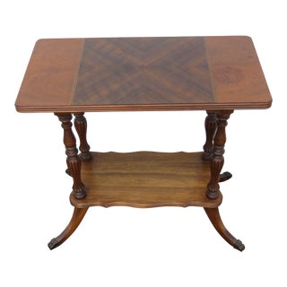 Small Narrow Side Table Small Console For Sale