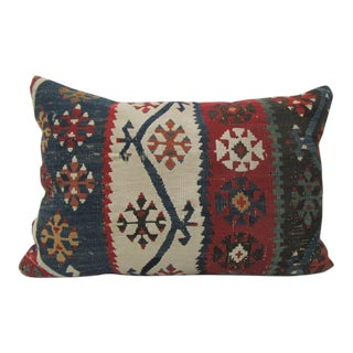 Antique Kilim Cushion Cover For Sale