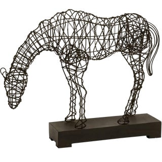 Large Horse Sculpture For Sale